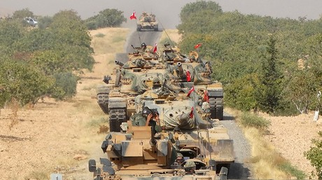 L'armée turque en Syrie, le 24 août 2016