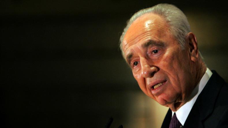 Shimon Peres en 2006