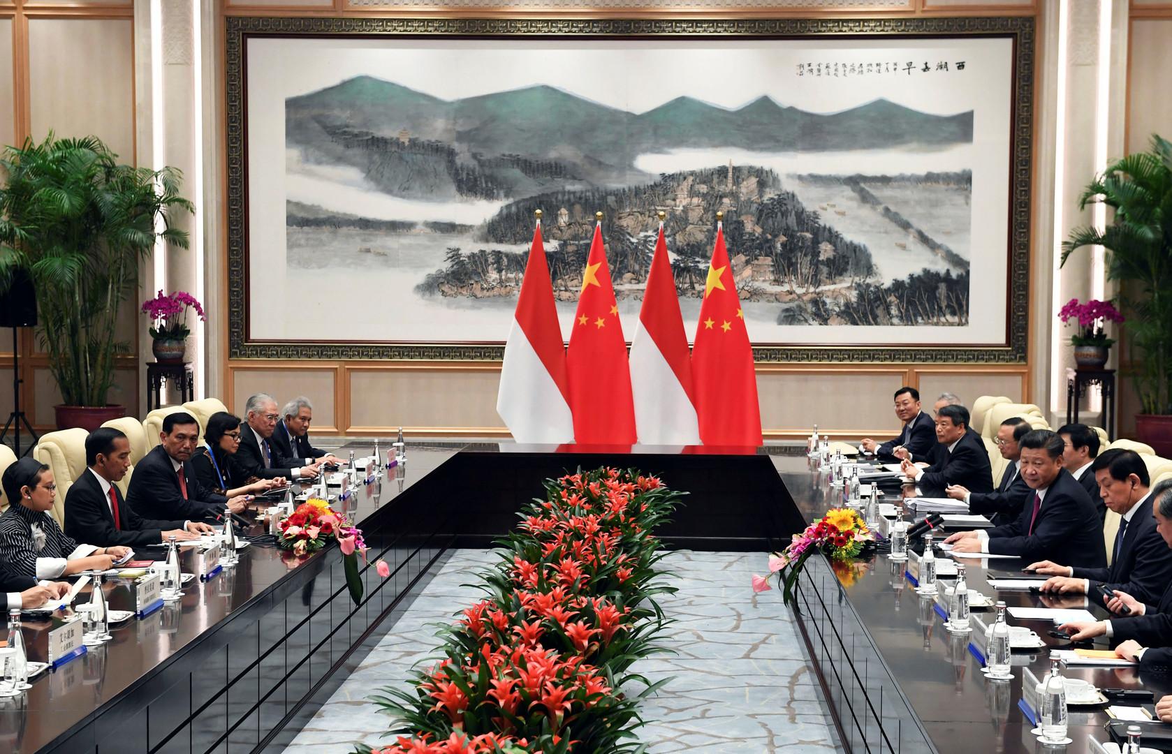 La réunion du G20