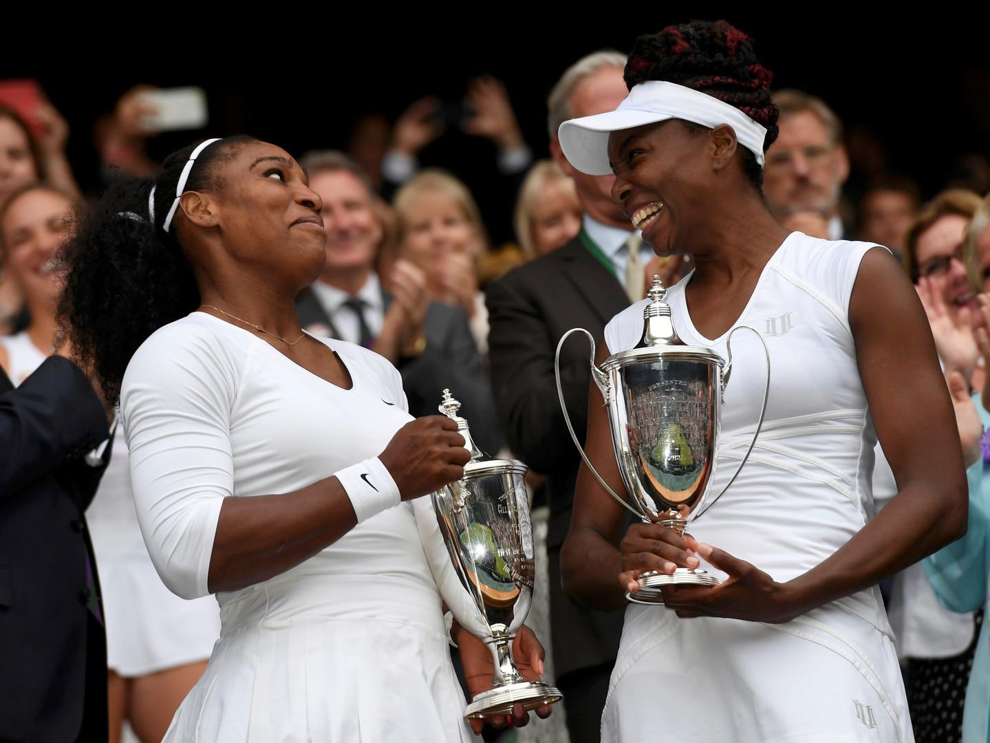 Serena Williams et Venus Williams