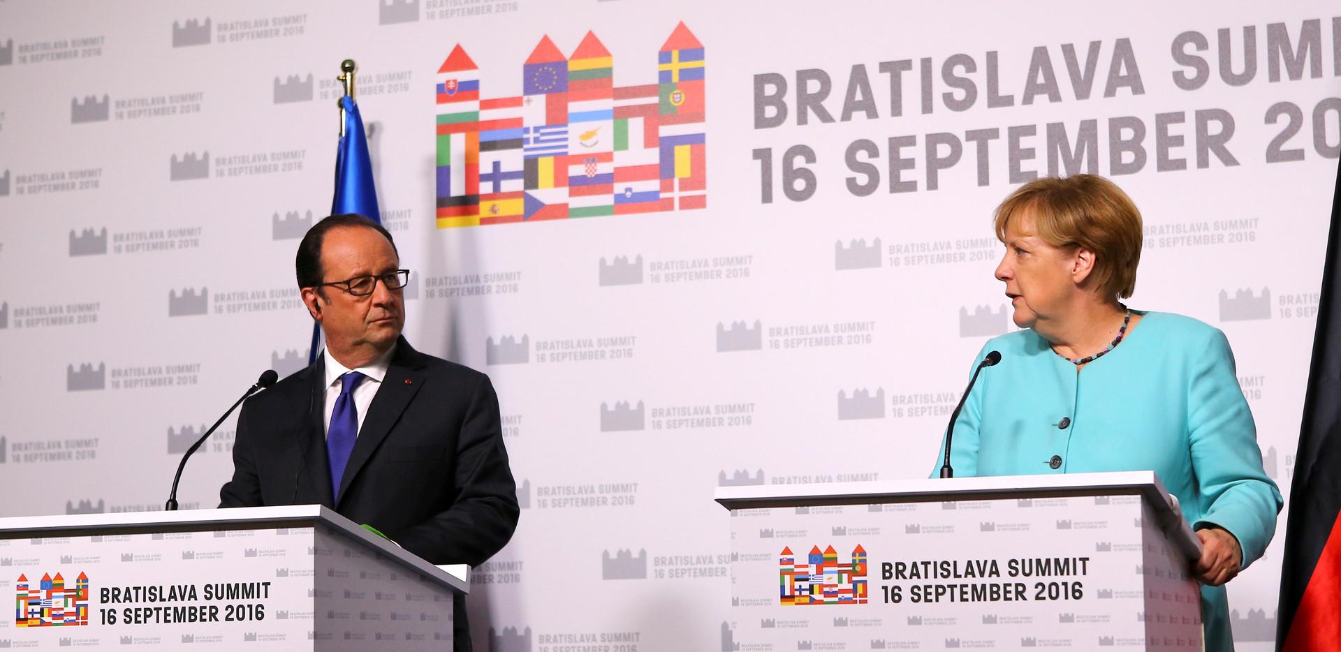 Renzi sur le sommet de l'UE : «Si les choses continuent ainsi nous parlerons du fantôme de l'Europe»
