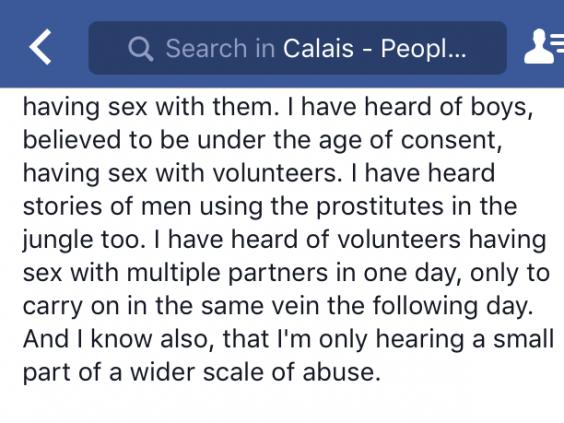 Calais : des volontaires accusés de profiter sexuellement des migrants de la «Jungle»
