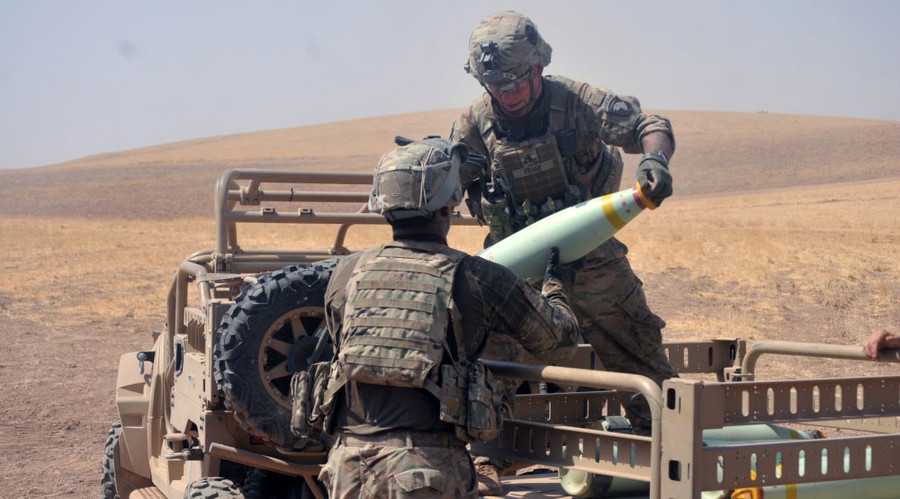 Washington Post : le Pentagone aurait utilisé du phosphore blanc en Irak pour «cacher» les Kurdes