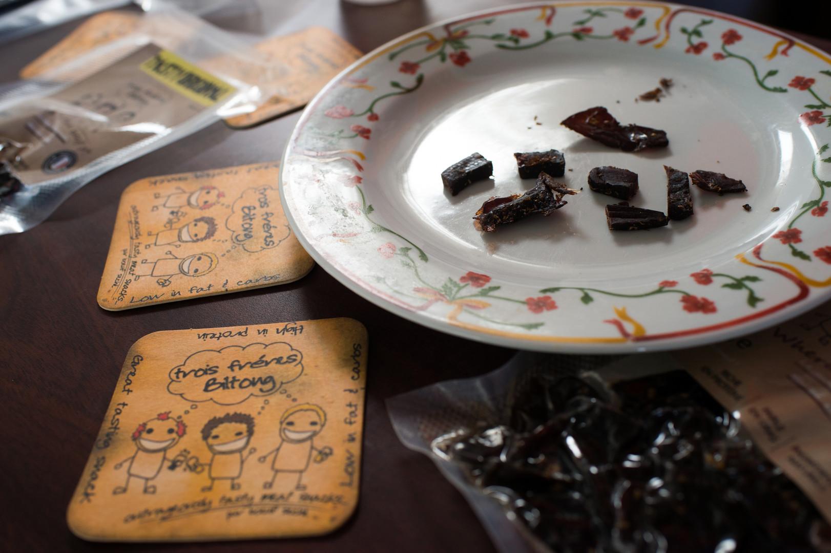 Marseille : deux anciens légionnaires lancent une start-up de viande séchée d'Afrique du sud