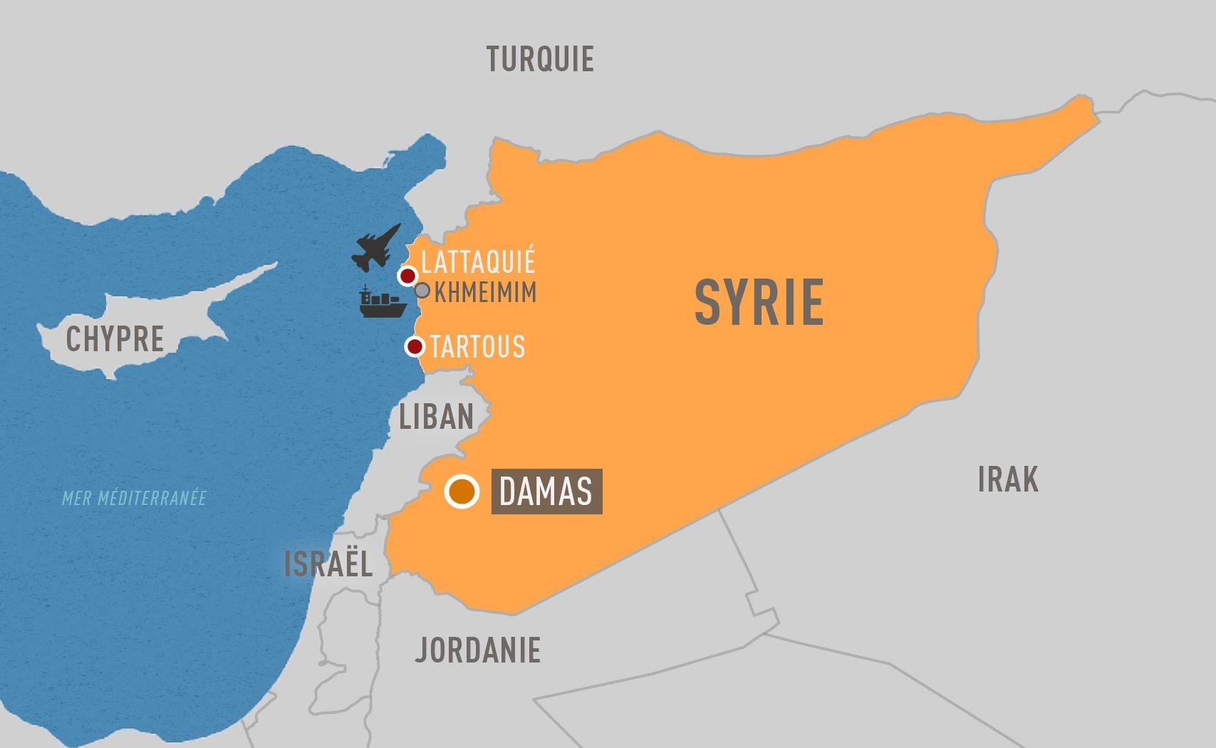 Un an d'opération antiterroriste russe en Syrie : cinq étapes marquantes