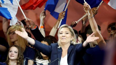 Marine le Pen (archive)