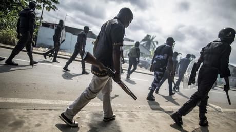 Les violences à Libreville suite aux résultats des élections présidentielles