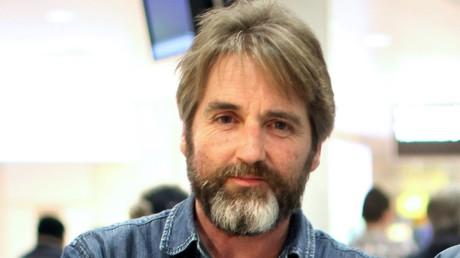 Le journaliste du Times Anthony Loyd, victime d'un kidnapping en Syrie en 2014.
