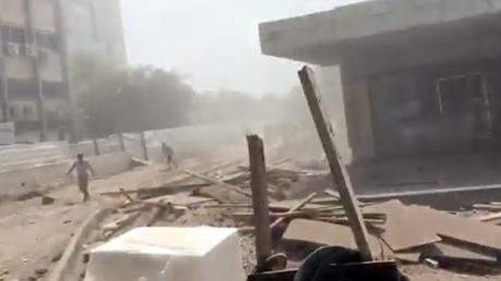 Effondrement sur un chantier à Tel-Aviv : un mort, 24 blessés (VIDEO)