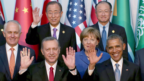 Le sommet du G20 en mode Friends