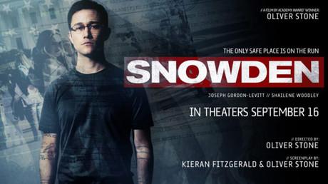 Joseph Gordon-Levitt dans le rôle d'Edward Snowden. ©Open road films
