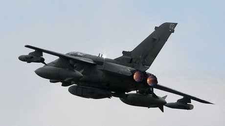 RAF Tornado GR4 britannique