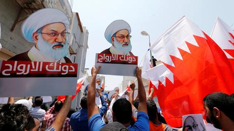 Bahreïn : manifestations de soutien au cheikh chiite Qassem déchu de la nationalité bahreïnie