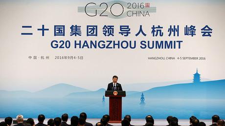 Un G20 «made in China» et son importance géo-économique