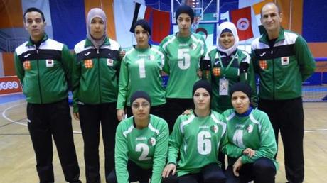 L'équipe algérienne féminine de goalball a-t-elle volontairement boycotté son match contre Israël ?