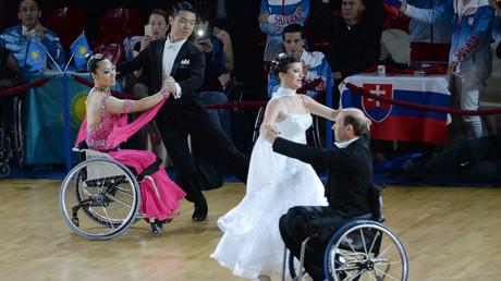 Les danseurs russes en fauteuil roulant privés des médailles remportées à la Coupe du monde