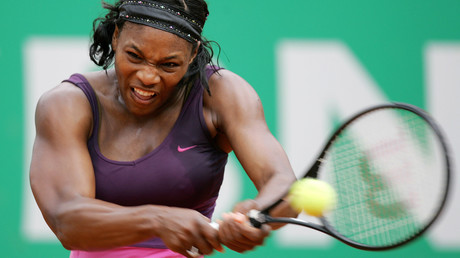 Serena Williams, joueuse de tennis