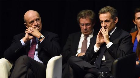 Primaire à droite : Sarkozy talonne Juppé, selon un sondage