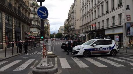 Paris : importante opération policière après une alerte attentat officielle, finalement démentie