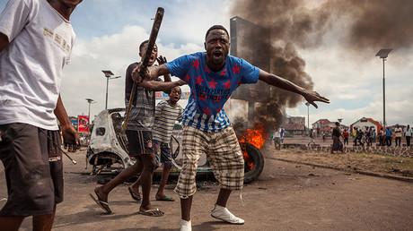 Scènes de chaos au Congo : au moins 17 morts à Kinshasa, dont un policier brûlé vif