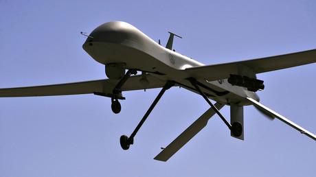 Un drone MQ-1 Predator.
