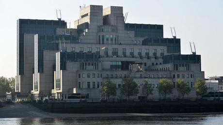 Le quartier général du MI6 à Londres