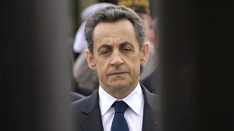 Nicolas Sarkozy en 2012. Photo ©Philippe WOJAZER/AFP