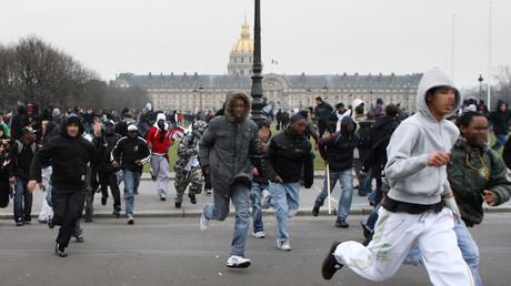 Place des Invalides, 2006