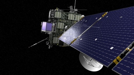 La sonde spatiale Rosetta s'est désintégrée sur la comète Churyumov-Gerasimenko