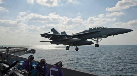 Photo ©Reuters/U.S. Navy/Benjamin Crossley/Handout