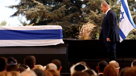 Benjamin Netanyahou rend un dernier hommage à Shimon Peres