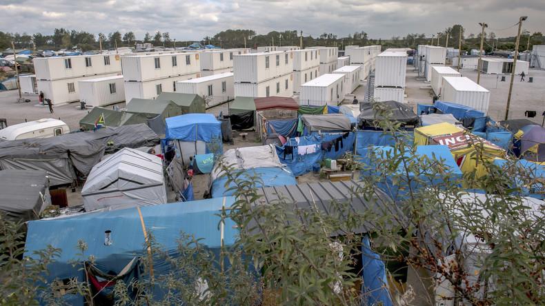 Fermeture de la «jungle» de Calais : une intersyndicale exclue ...