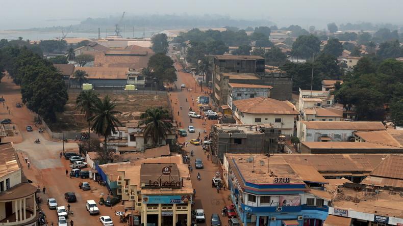 L'annonce de la fin de l'opération Sangaris en Centrafrique