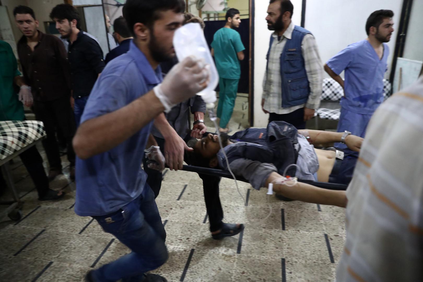 Syrie : 22 personnes tuées dans un attentat suicide ciblant un mariage
