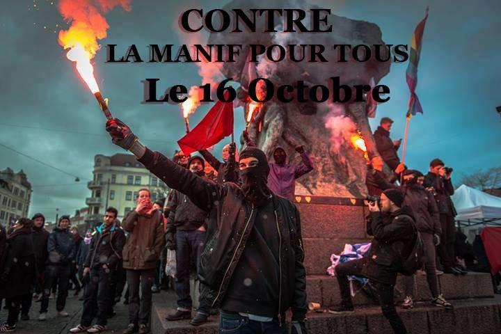 Manif et contre-manif pour tous : l'enjeu du mariage gay fait son retour dans les rues de Paris