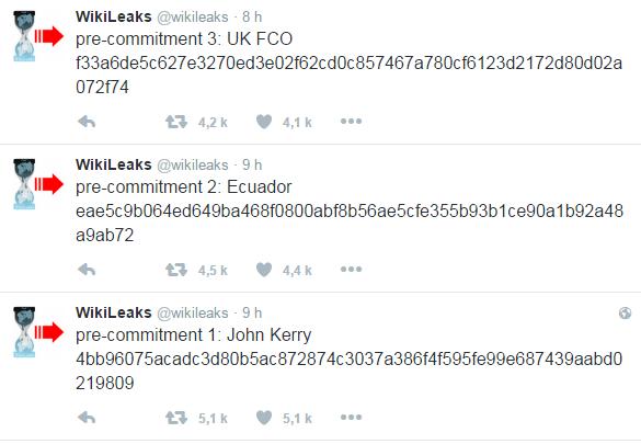 WikiLeaks : Julian Assange privé d'internet par des services gouvernementaux