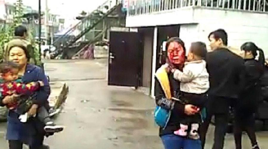 Chine : au moins sept morts et 94 blessés dans une explosion (PHOTOS, VIDEO)