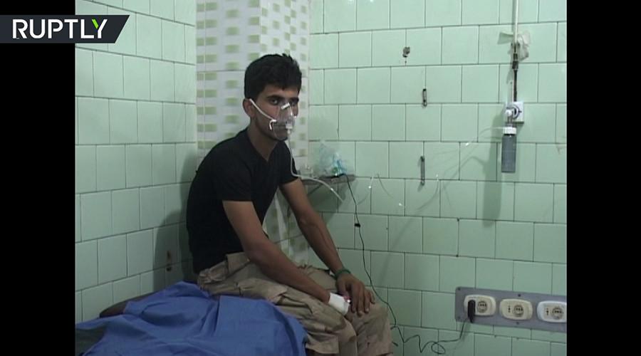 Autorités syriennes : les rebelles ont utilisé des obus remplis de gaz toxiques à Alep