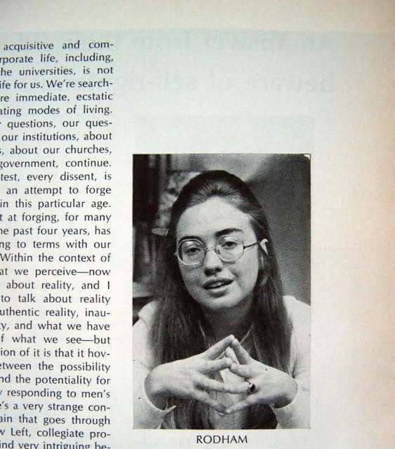 Hillary (Rodham) Clinton, ou comment survivre 40 ans en politique