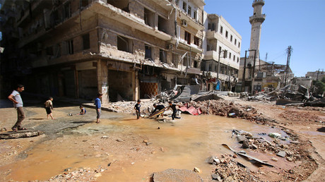 Alep, Syrie ©REUTERS/Abdalrhman Ismail