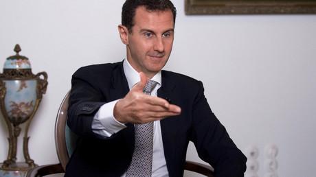 Assad : les Etats-Unis cherchent la domination du monde et mènent la guerre à ceux qui s'y opposent