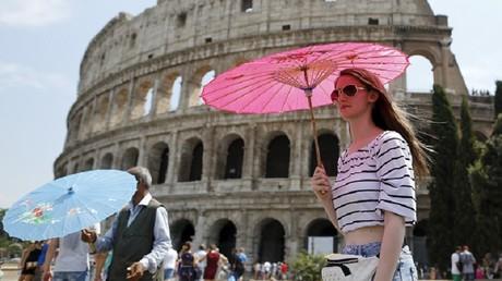 Rome : une touriste australienne brutalement violée à deux pas du Colisée