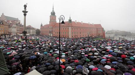 D'importantes manifestations pro-avortement avaient eu lieu dans le pays
