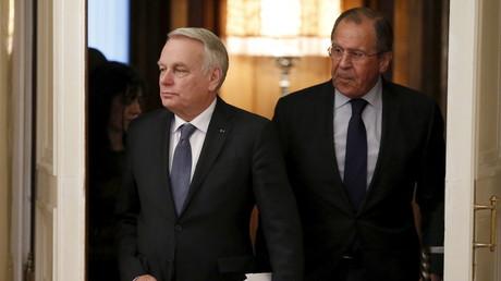 La rencontre entre Jean-Marc Ayrault et Sergueï Lavrov prévue le 6 octobre au sujet de la Syrie risque d'être tendue