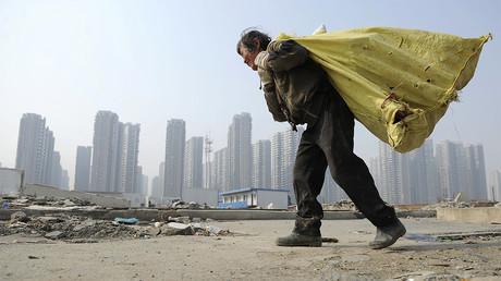 Province d'Anhui, Chine. ©Reuters / Jianan Yu
