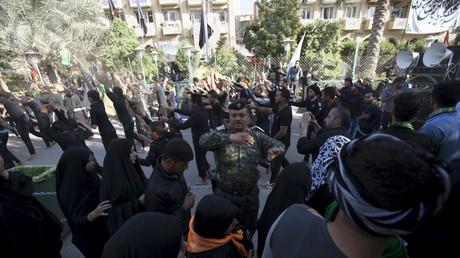 Irak : six morts et 30 blessés lors d'un attentat à Bagdad visant les pélerins célébrant l'Achoura