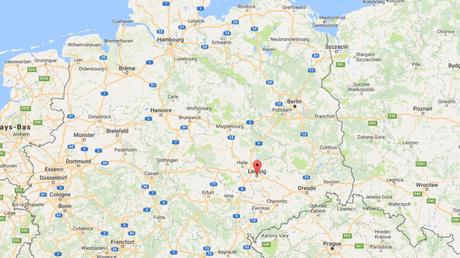 Leipzig, en Allemagne.