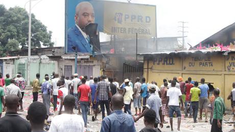 RD Congo : au moins dix morts dans des affrontements entre l'armée et des rebelles ougandais