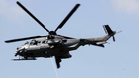 Un hélicoptère de type Caracal