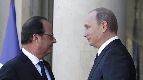 L'Occident et la Russie : des «univers parallèles» ?